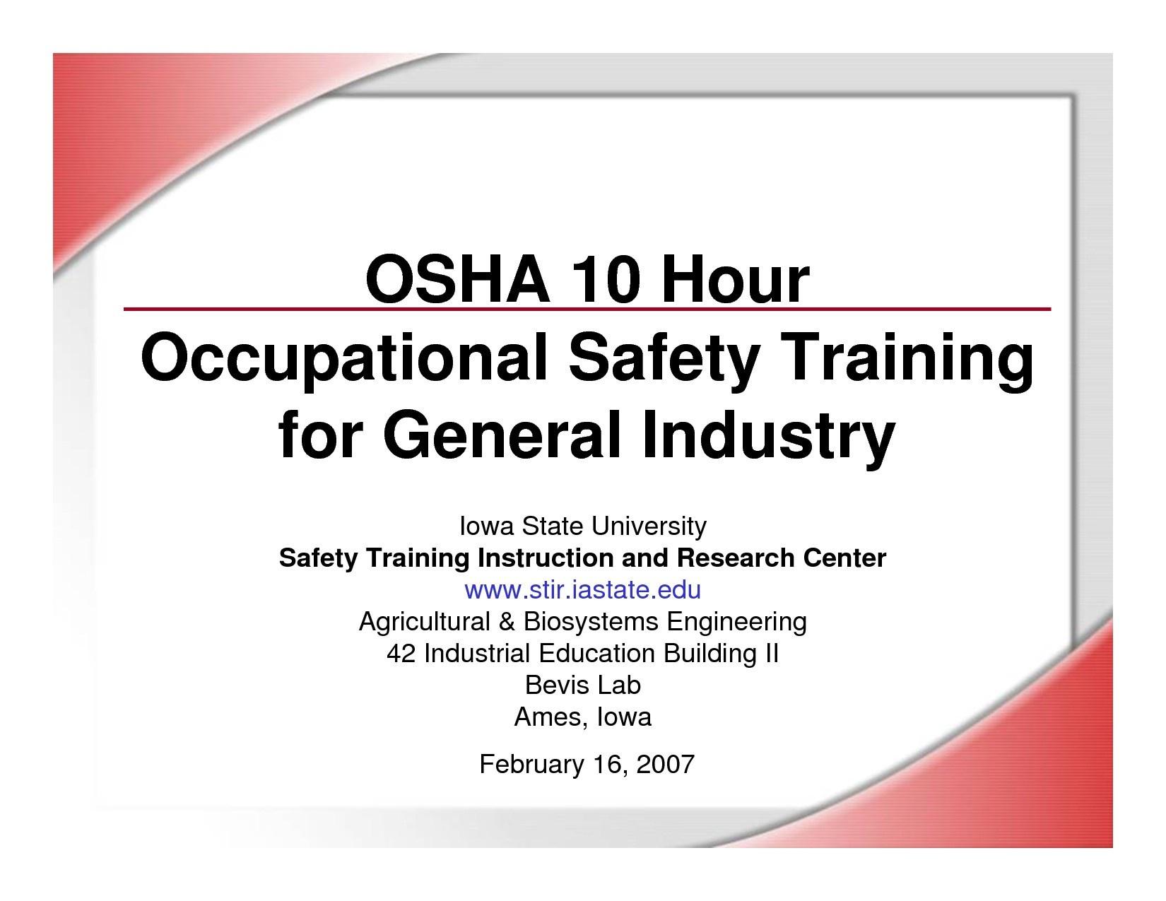 Osha Train The Trainer Forklift Certification | Urbancurlz - Free Printable Forklift Certification Cards