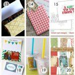 Over 50 Printable Gift Card Holders For The Holidays | Gcg   Free Printable Christmas Money Holders