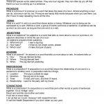 Parts Of Speech Worksheet   Free Esl Printable Worksheets Made   Free Printable Parts Of Speech Worksheets