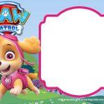 Paw Patrol Birthday Invitation Templates – Most Complete   Free Printable Paw Patrol Invitations