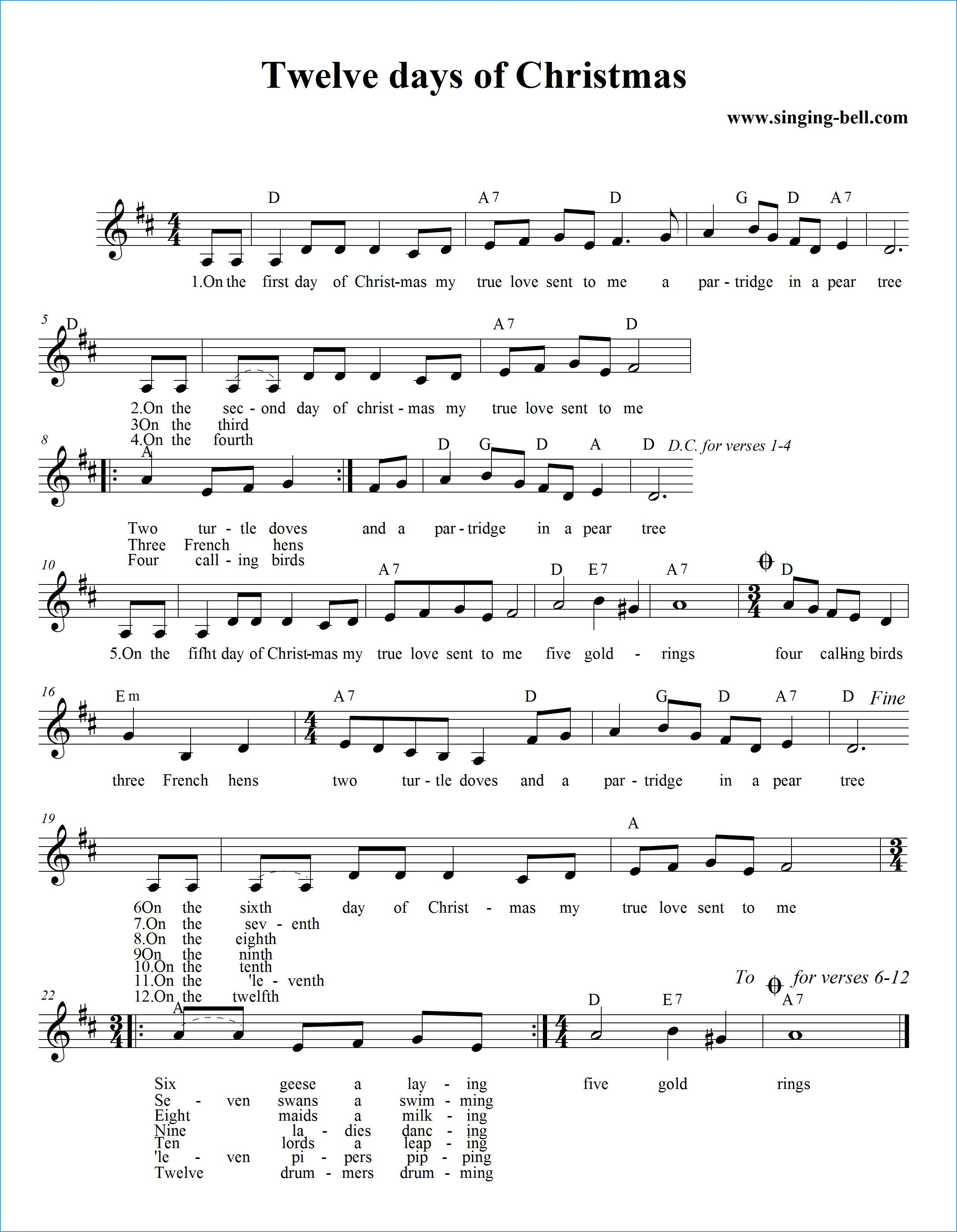 Periodic Table Song On Piano Unique Free Printable Sheet Music - Free Printable Sheet Music Lyrics