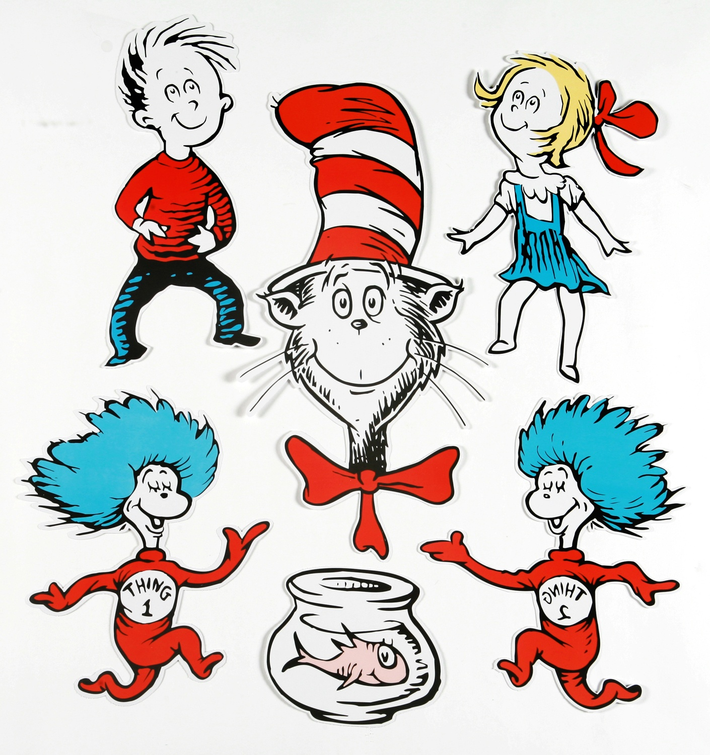 Pictures Of Dr Seuss Characters | Free Download Best Pictures Of Dr - Free Printable Pictures Of Dr Seuss Characters