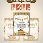 Pilgrim Thanksgiving Invitations ~ Free Printable   Free Printable Thanksgiving Invitations