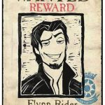 Pin The Nose On Flynn  If Only I'd Thought Of This For Reese's Last   Free Printable Flynn Rider Wanted Poster