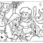 Pinalbertus Bayu Dwiananta On Coloring | Nativity Coloring Pages   Free Printable Christmas Baby Jesus Coloring Pages