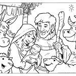 Pinalbertus Bayu Dwiananta On Coloring   Nativity Coloring Pages   Free Printable Christmas Baby Jesus Coloring Pages