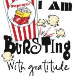 Pinamy Knight On Craft Ideas | Volunteer Appreciation Gifts   Free Popcorn Teacher Appreciation Printable