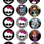 Pinchloe Steele On Monster High | Monster High Birthday, Monster   Free Printable Monster High Stickers