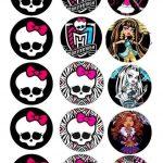 Pinchloe Steele On Monster High | Monster High Birthday, Monster   Free Printable Monster High Stickers
