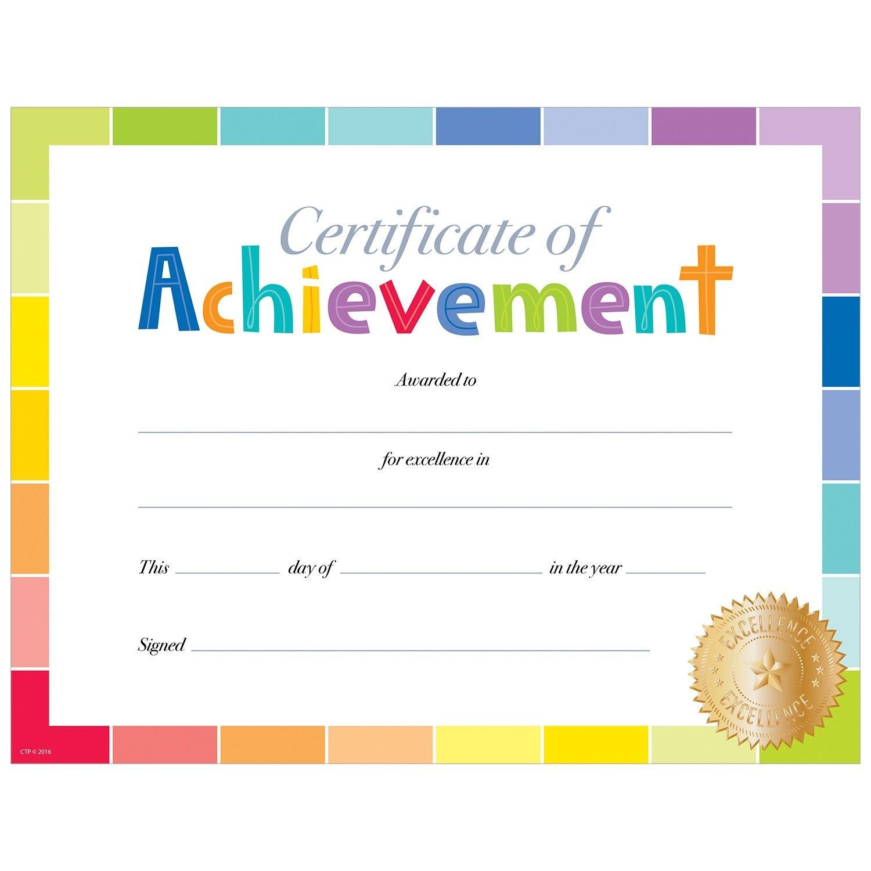 Pindanit Levi On מסגרות | Certificate Of Achievement - Free Printable Awards
