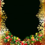 Pindoris Lacaze On Christmas | Christmas, Red Christmas   Free Printable Christmas Frames And Borders