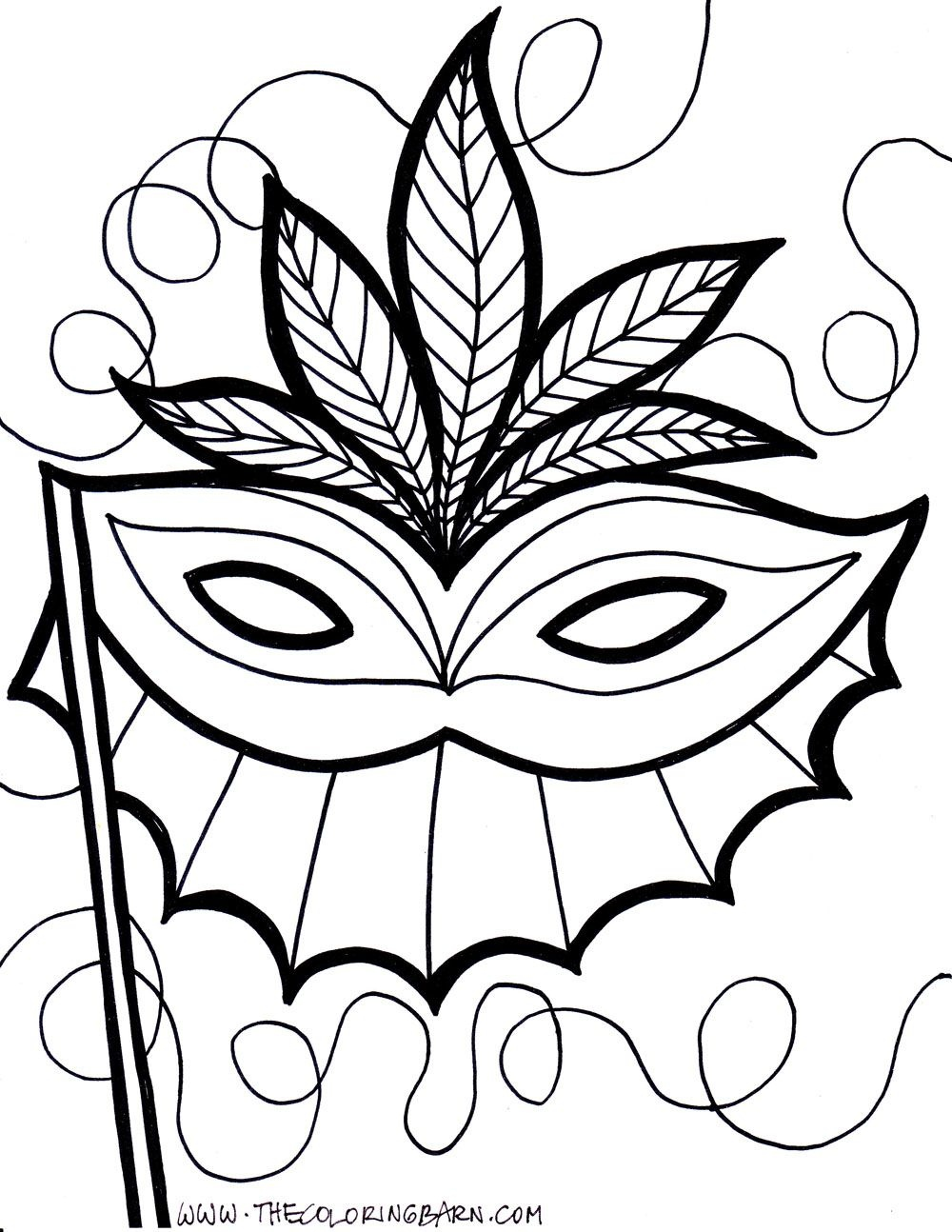 Pinelyssanda Desertsong On Embroidery Inspiration | Mardi Gras - Free Printable Mardi Gras Masks