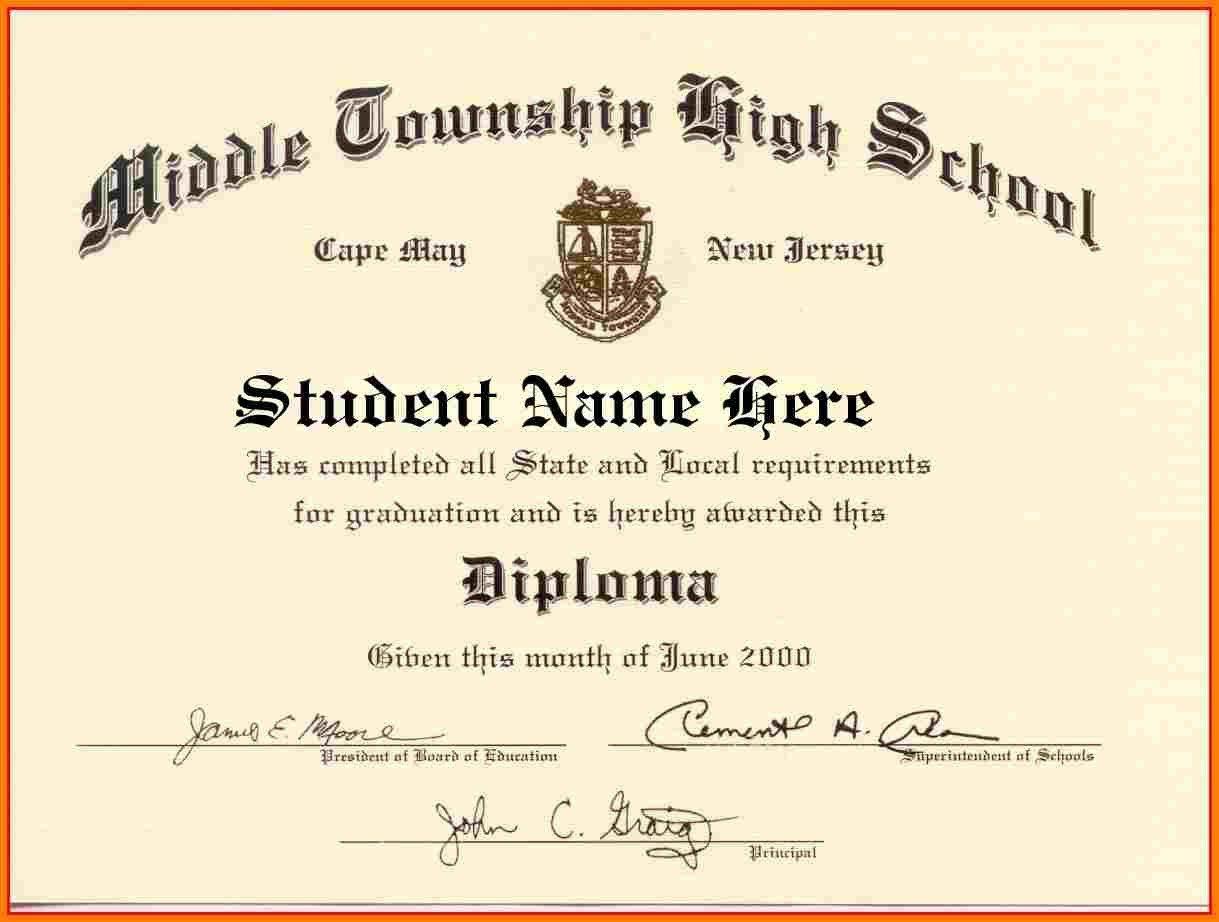 Pineric Mason On U | Free High School Diploma, High School - Free Printable High School Diploma Templates