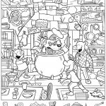 Pinmeilyn On Education | Hidden Picture Puzzles, Hidden Pictures   Free Printable Hidden Pictures