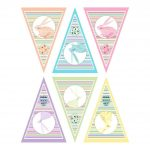 Pinpatricia On Mothers Day Printable | Easter, Easter Dyi, Spring   Free Printable Easter Bunting