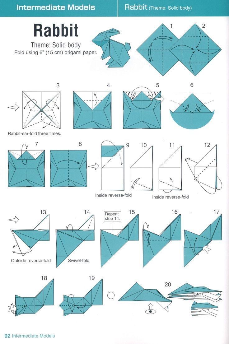 Pinsiga On Origami | Origami Tutorial, Origami Instructions - Printable Origami Instructions Free