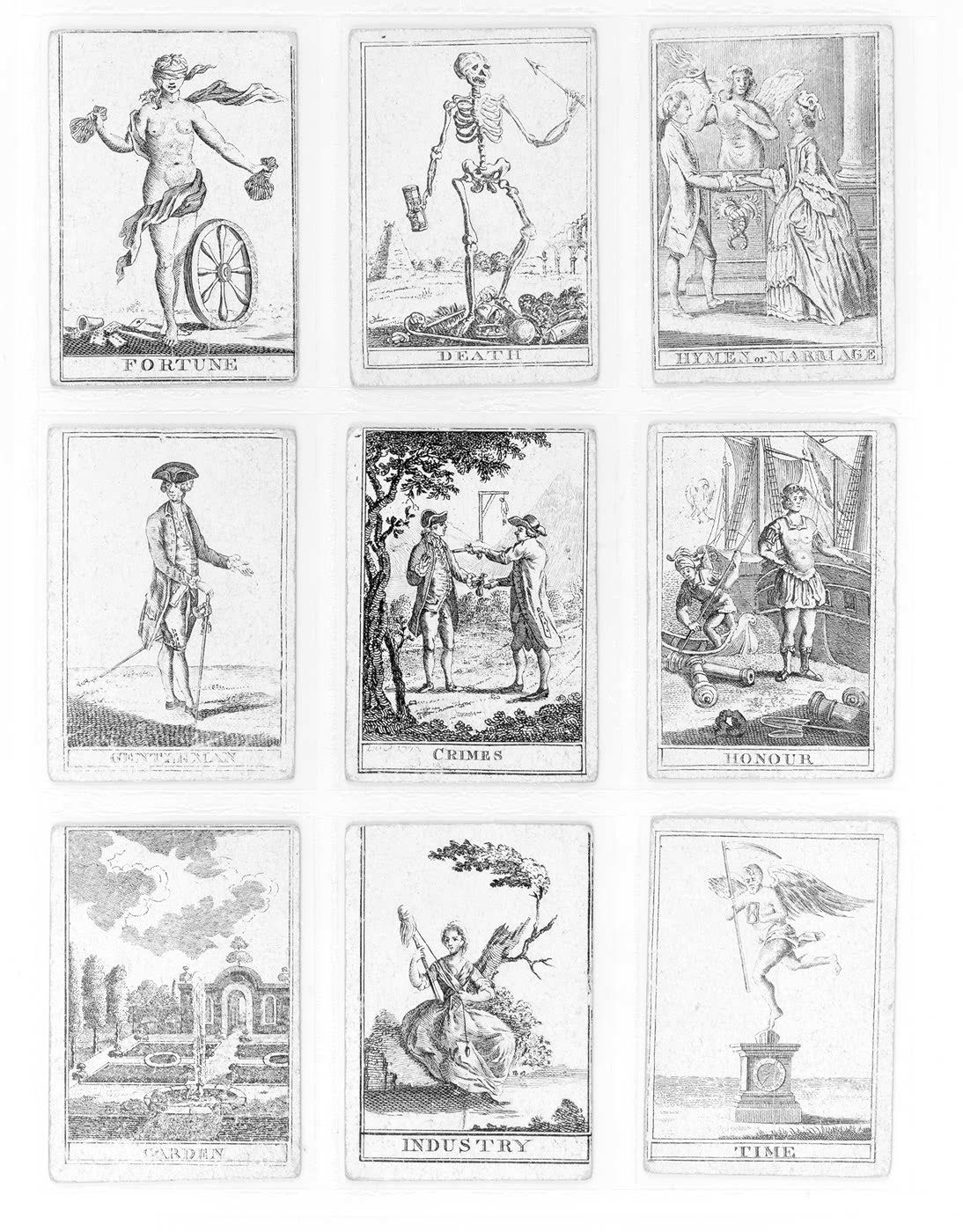 Pinterest - Free Printable Tarot Cards
