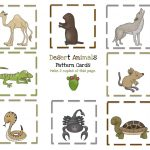 Preschool Printables: Desert Animals Printable | Preschool   Free Printable Desert Animals