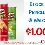 Pringles Canisters   Only $1 Each With Walgreens Deal!   Free Printable Pringles Coupons