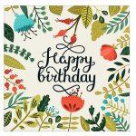 Printable Birthday Ecards – Happy Holidays!   Happy Birthday Free Cards Printable