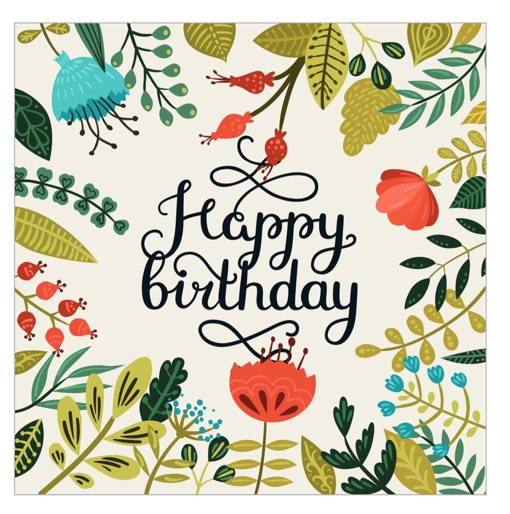 Printable Birthday Ecards – Happy Holidays! - Happy Birthday Free Cards Printable
