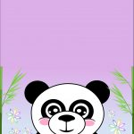 Printable Cards | Birthday | Free Printable Birthday Cards, Panda   Panda Bear Invitations Free Printable