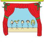 Printable Christmas Play Invitations For Church   Free Printable Christmas Plays Church