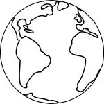 Printable Earth Coloring Pages | Free Download Best Printable Earth   Earth Coloring Pages Free Printable