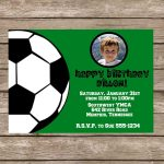 Printable Easter Birthday Party Invitations. Free Printable Birthday   Free Printable Soccer Birthday Invitations