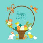Printable Easter Card And Gift Tag Templates | Reader's Digest   Free Printable Easter Greeting Cards