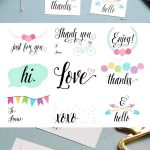 Printable Everyday Gift Tags | All Time Favorite Printables | Gift   Diy Gift Tags Free Printable
