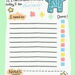 Printable Free Printable Planner Free Printables   Free Printable Kids To Do List