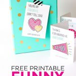Printable Funny Mother's Day Cards | Art + Graphic Design Bloggers   Free Printable Funny Mother's Day Cards