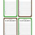 Printable Game Day Scattergories · Pint Sized Treasures   Scattergories Free Printable Sheets