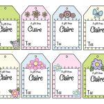 Printable Gift Tags Customized Free Printable Gift Tags Personalized   Free Printable Gift Tags Personalized