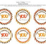 Printable Happy Thanksgiving Tags | Happy Thanksgiving… Free – Free Printable Happy Thanksgiving Banner