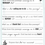 Printable Journal Pages About Bible Reading And Prayers | Scripture   Free Printable Bible Study Journal Pages