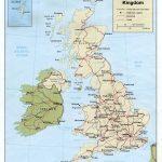 Printable Map Of England And Travel Information | Download Free   Free Printable Map Of Uk And Ireland