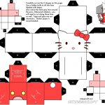 Printable Paper Crafts Templates | Chart And Printable World   Printable Paper Crafts Free