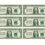 Printable Play Money For Kids | Printable | Printable Play Money   Free Printable 100 Dollar Bill