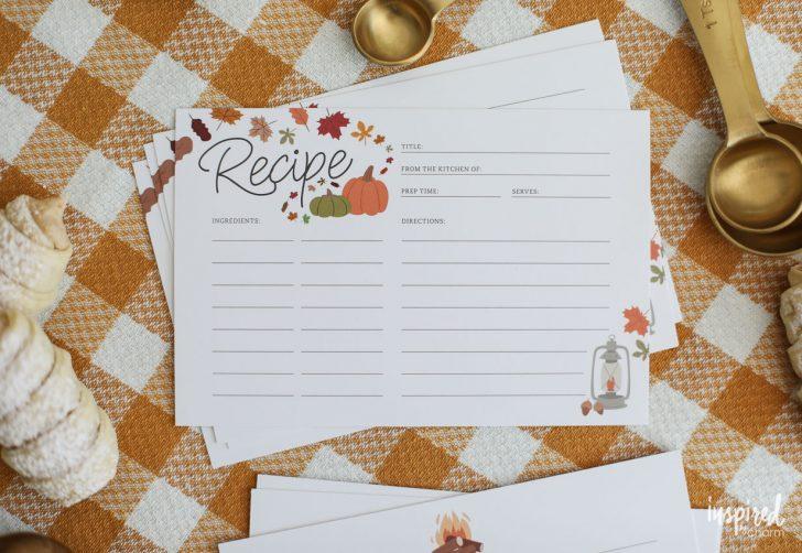 Free Printable Autumn Paper