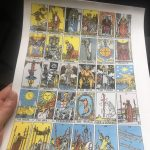 Printable Tarot Deck ~   The Witches' Circle Amino   Free Printable Tarot Cards