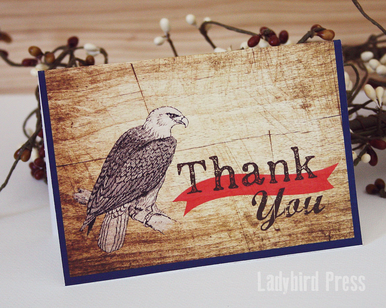 Printable Thank You Card Boy Scout Eagle Thank You Card | Etsy - Free Printable Eagle Scout Thank You Cards