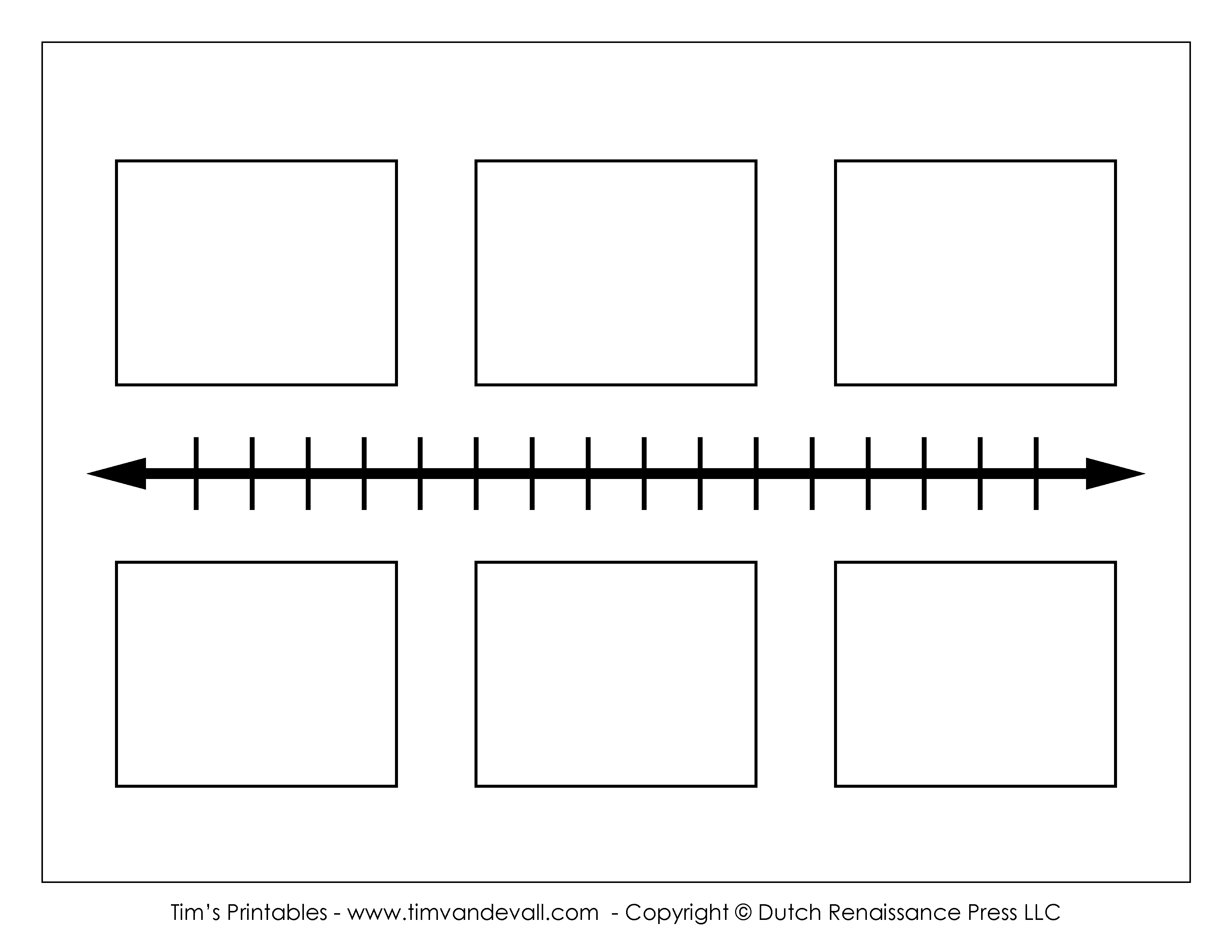 Printable Timeline Templates - Kaza.psstech.co - Free Blank Timeline Template Printable