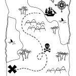 Printable Treasure Map Kids Activity | Printables | Pirate Maps   Free Printable Maps For Kids