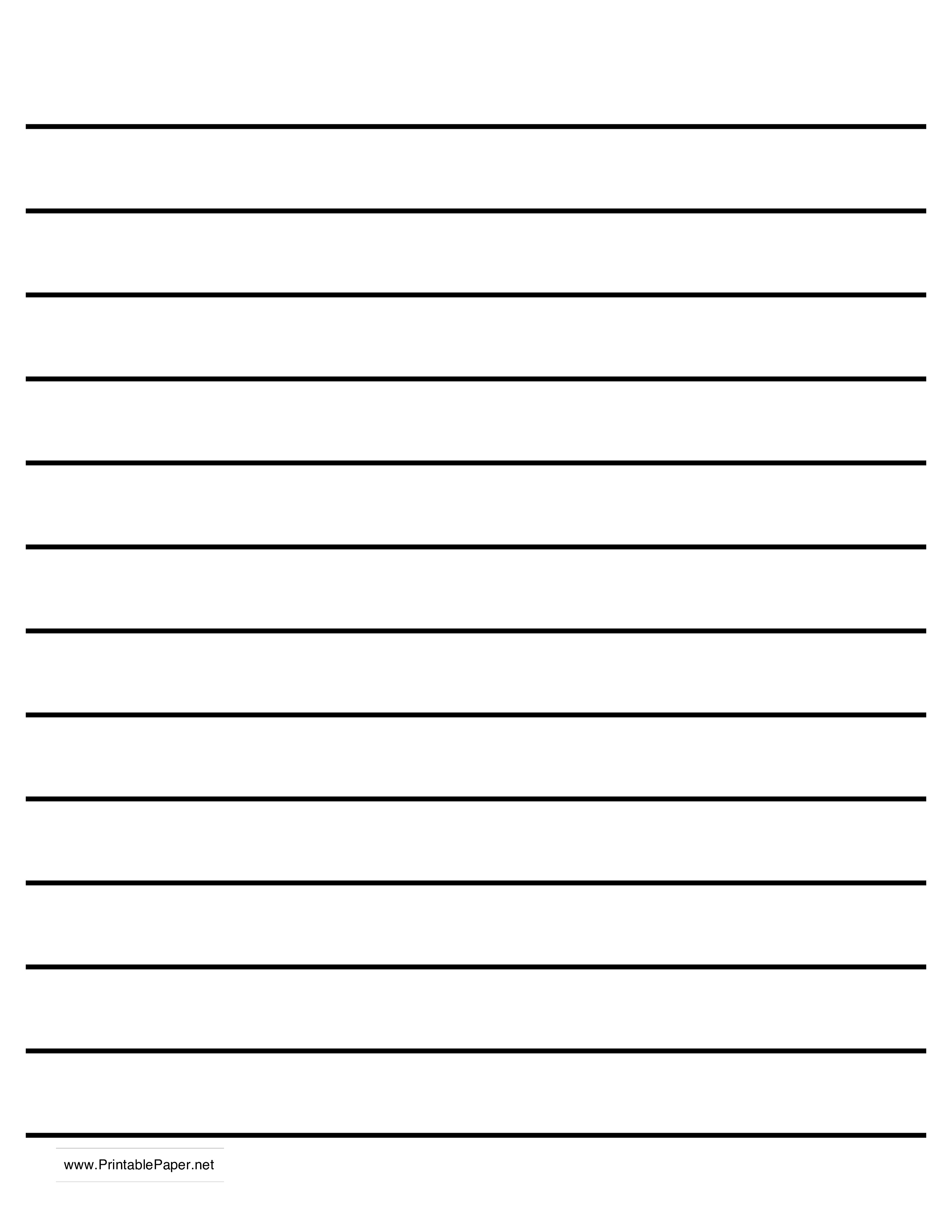 Printable Writing Paper With Lines | Hauck Mansion - Free Printable Writing Paper