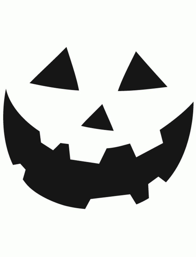 Pumpkin-Carving Templates Galore For Your Best Jack-O'-Lanterns Ever - Pumpkin Templates Free Printable