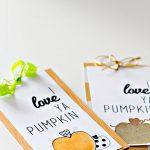 Pumpkin Gift Tags   Free Printable Pumpkin Gift Tags