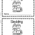 Reading And Writing In January | Education | Kindergarten Reading   Free Printable Mini Books