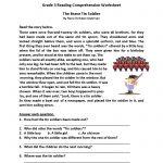 Reading Worksheets | Third Grade Reading Worksheets   Third Grade Reading Worksheets Free Printable
